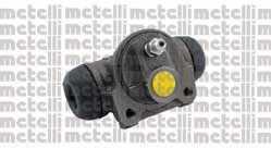 Колесный тормозной цилиндр METELLI 04-0612 - изображение