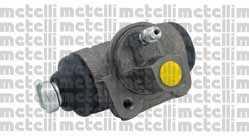 Колесный тормозной цилиндр METELLI 04-0616 - изображение