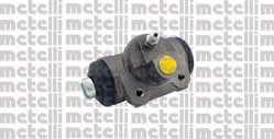 Колесный тормозной цилиндр METELLI 04-0617 - изображение