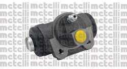 Колесный тормозной цилиндр METELLI 04-0618 - изображение