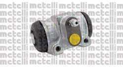 Колесный тормозной цилиндр METELLI 04-0634 - изображение