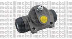 Колесный тормозной цилиндр METELLI 04-0642 - изображение