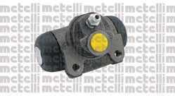 Колесный тормозной цилиндр METELLI 04-0645 - изображение