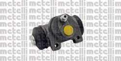 Колесный тормозной цилиндр METELLI 04-0649 - изображение