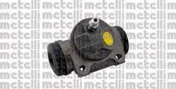 Колесный тормозной цилиндр METELLI 04-0654 - изображение