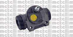 Колесный тормозной цилиндр METELLI 04-0655 - изображение
