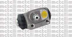 Колесный тормозной цилиндр METELLI 04-0656 - изображение