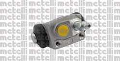 Колесный тормозной цилиндр METELLI 04-0657 - изображение