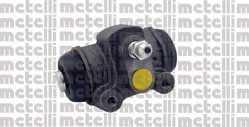 Колесный тормозной цилиндр METELLI 04-0667 - изображение