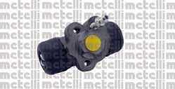Колесный тормозной цилиндр METELLI 04-0671 - изображение