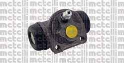 Колесный тормозной цилиндр METELLI 04-0674 - изображение