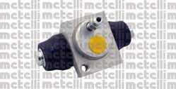 Колесный тормозной цилиндр METELLI 04-0677 - изображение