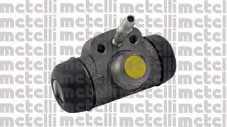 Колесный тормозной цилиндр METELLI 04-0705 - изображение