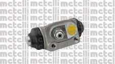 Колесный тормозной цилиндр METELLI 04-0707 - изображение