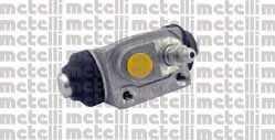 Колесный тормозной цилиндр METELLI 04-0708 - изображение