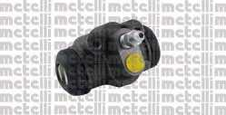 Колесный тормозной цилиндр METELLI 04-0739 - изображение