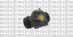 Колесный тормозной цилиндр METELLI 04-0743 - изображение