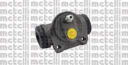 Колесный тормозной цилиндр METELLI 04-0747 - изображение