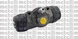 Колесный тормозной цилиндр METELLI 04-0751 - изображение