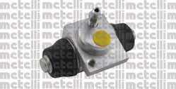Колесный тормозной цилиндр METELLI 04-0760 - изображение