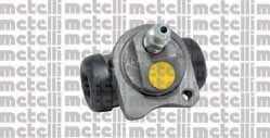 Колесный тормозной цилиндр METELLI 04-0767 - изображение