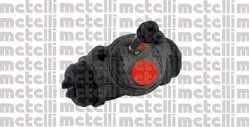 Колесный тормозной цилиндр METELLI 04-0782 - изображение