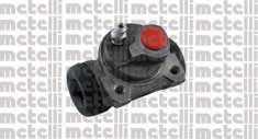 Колесный тормозной цилиндр METELLI 04-0795 - изображение