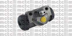 Колесный тормозной цилиндр METELLI 04-0797 - изображение
