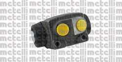 Колесный тормозной цилиндр METELLI 04-0806 - изображение
