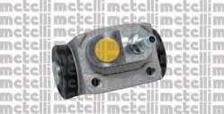 Колесный тормозной цилиндр METELLI 04-0819 - изображение