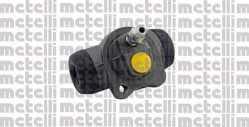 Колесный тормозной цилиндр METELLI 04-0843 - изображение