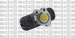 Колесный тормозной цилиндр METELLI 04-0965 - изображение