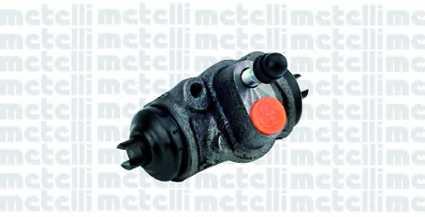 Колесный тормозной цилиндр METELLI 04-0989 - изображение