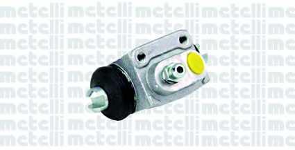 Колесный тормозной цилиндр METELLI 04-1007 - изображение