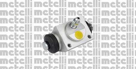 Колесный тормозной цилиндр METELLI 04-1030 - изображение