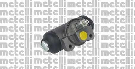 Колесный тормозной цилиндр METELLI 04-1037 - изображение