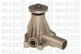 Водяной насос METELLI 24-0312 - изображение