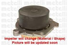 Водяной насос METELLI 24-0621 - изображение