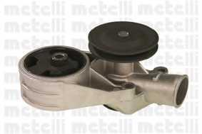 Водяной насос METELLI 24-0663 - изображение