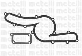 Водяной насос METELLI 24-0673 - изображение 1