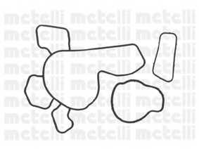 Водяной насос METELLI 24-0729 - изображение 1