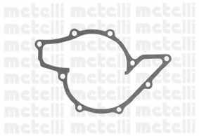Водяной насос METELLI 24-0763 - изображение 1
