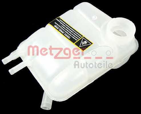 Расширительный бачек охлаждающей жидкости METZGER 2140056 - изображение 1