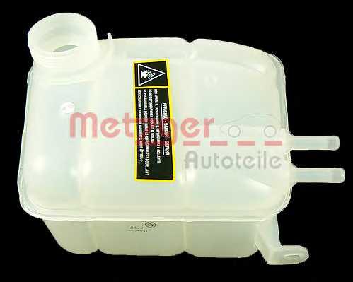 Расширительный бачек охлаждающей жидкости METZGER 2140056 - изображение