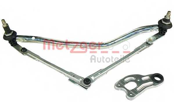 Система тяг и рычагов привода стеклоочистителя METZGER 2190141 - изображение