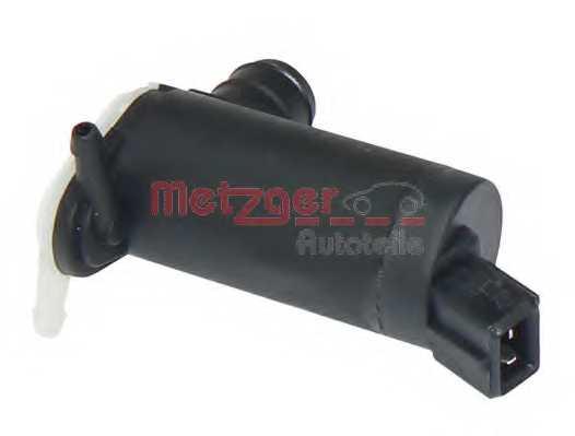 Водяной насос стеклоочистителя METZGER 2220016 - изображение