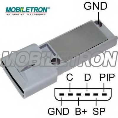 Коммутатор системы зажигания MOBILETRON IG-F533HV - изображение