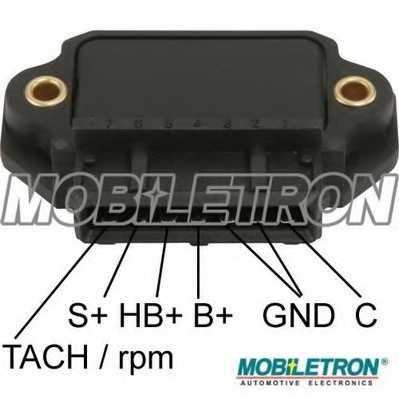 Коммутатор системы зажигания MOBILETRON IG-H004H - изображение