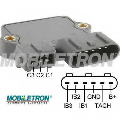 Коммутатор системы зажигания MOBILETRON IG-M016 - изображение