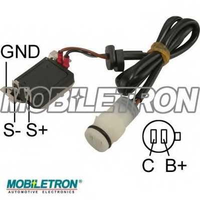 Коммутатор системы зажигания MOBILETRON IG-T006 - изображение
